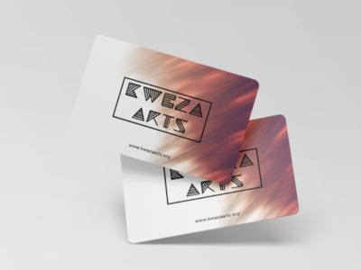 Art Business Card ux concept illustrator creative psd mockup advertising graphic design illustration photoshop creativity art business card