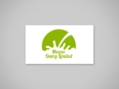 Dairy Limited logo malawi flat clean template photoshop illustration psd vector corporate brand identity branding mockup graphic design milk illustrator businesscard logo