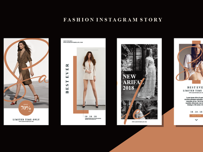 Fashion IG Story