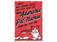 Introflirted #50 Pet Names