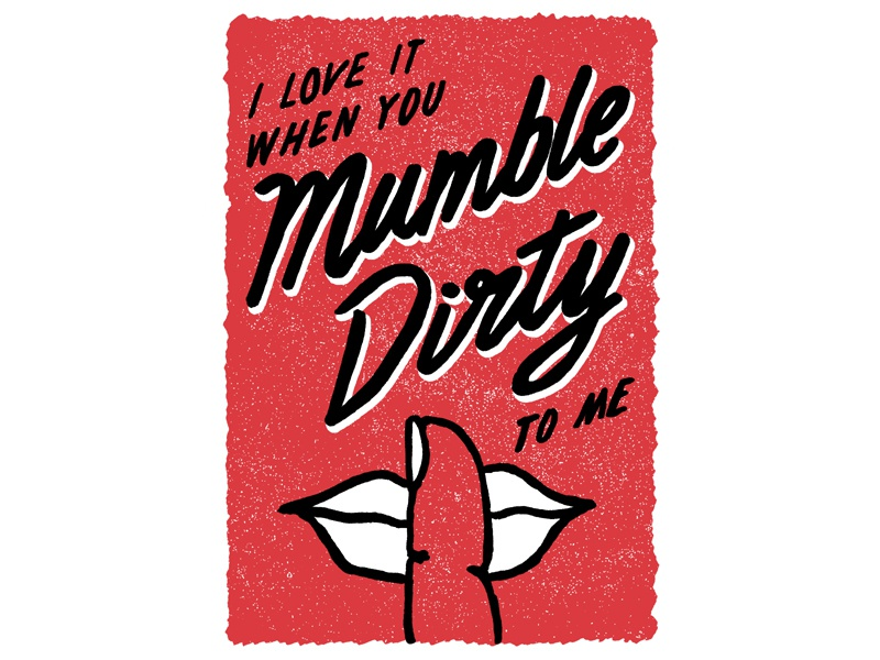 If57 mumbledirty dribbble