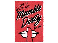 Introflirted #57 Mumble Dirty