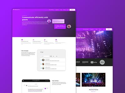 TablelistPro Marketing marketing venue management web app web club night club nightclub nightife