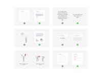 Blog article illustrations
