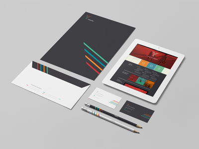 Y Travel packaging brand architecture logo corporate identity website