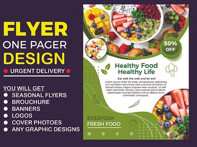Flyer illustrator photoshop creative flayer typography logo design business flyer corporate flayer branding best flayer