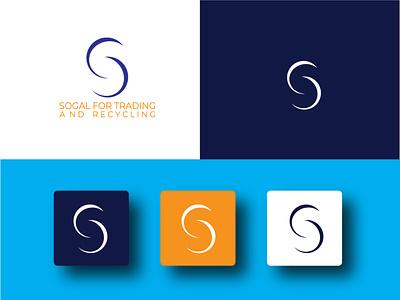 S letter logo design uniqque super marketing business card creative amazing best free minimal modern illustration branding logodesign