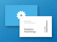 Business Cards – Landscape