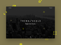 TribalScale Rebrand Landing Page