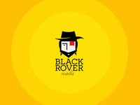 Logo Design Black Rover