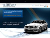 Mechanic Website Design