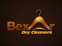 Dry Cleaning Logo