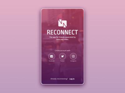 App Sign Up