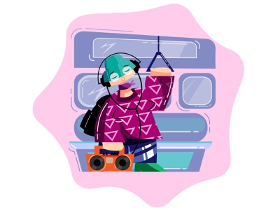 Podcast visual podcasting english branding illustrator digital illustration painting characterdesign vector illustration listing podcast art podcast
