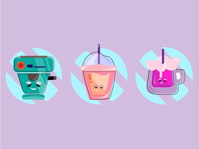 Menu icon food illustration food app digital illustration design vector illustration art icon menu