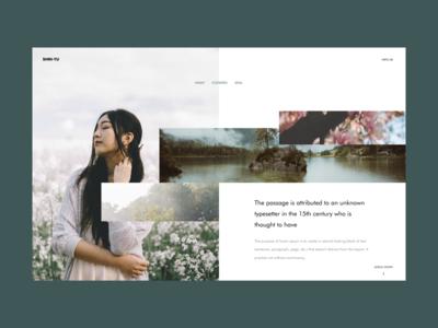ShinYu - Blog Detail Page