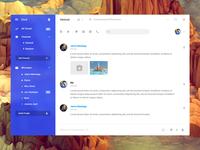 Slack Redesign Concept For Windows
