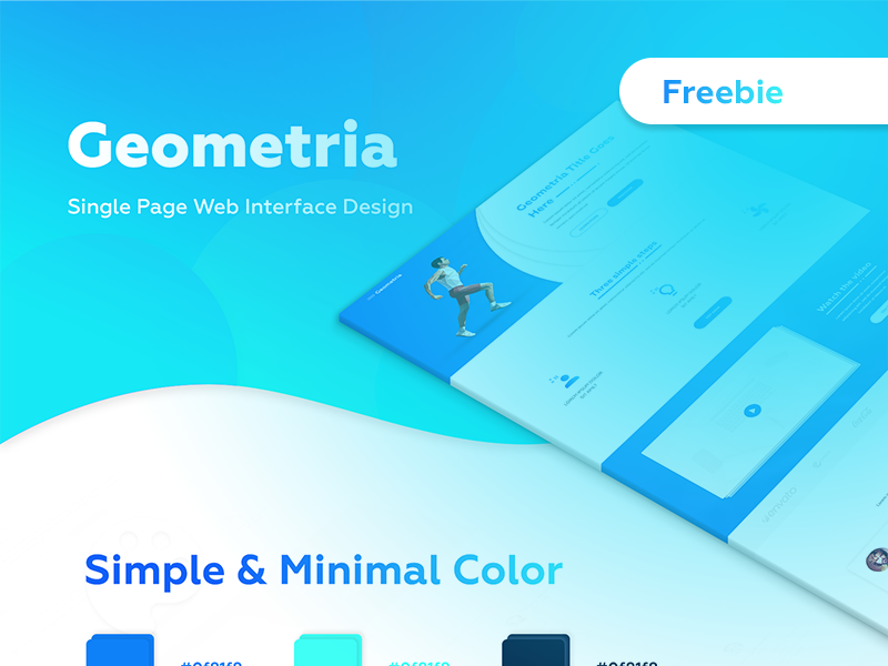 Free PSD Template