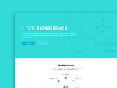 Single Page web design landing page single landing page free psd web uiux wordpress