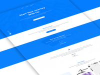 Journey Landing Page