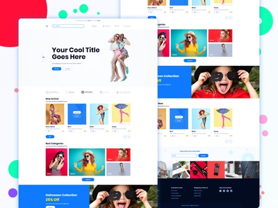 Shopify Homepage dashboard uiux wordpress landing page user experience web user interface ux ui adobe xd theme theme design ecommerce product shopify web design ux design ui design userexperiance userinterface