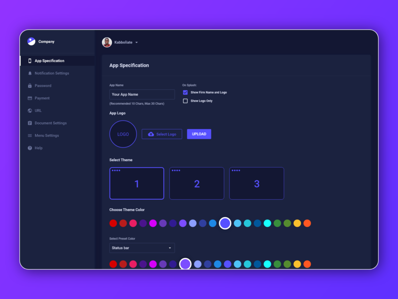 Dark Dashboard Design (Adobe XD) dark dashboard dark mode dark ui dark design web app dashboard design dashboard app ux uiux user experience user interface ui dashboard