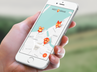 Meetogram geo app