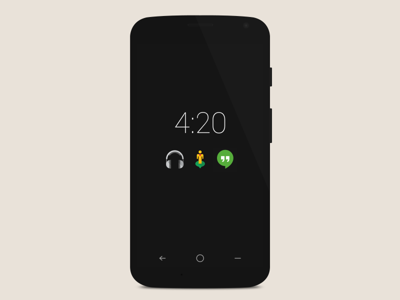 Obsidian Phone [PSD] moto x htc first android obsidian oled psd