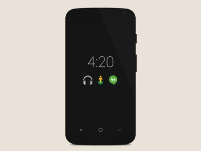 Obsidian Phone [PSD]