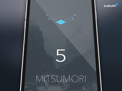Mitsumori mitsumori agile poker scrum karumi ui app ios