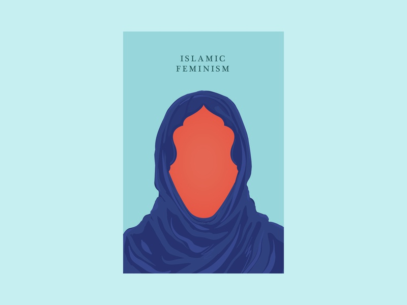 Islamic Feminism art illustration book cover book islam feminist feminism