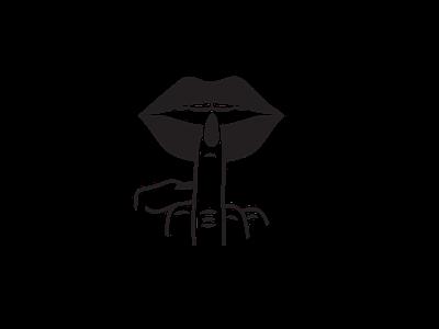 Femmemute Icon identity branding logo icon