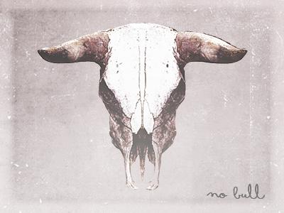 Illustration illustration horns bull