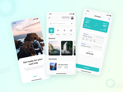 Triparo - Travel App Design uiux app app design design creative minimal ui ux clean creative design travel app