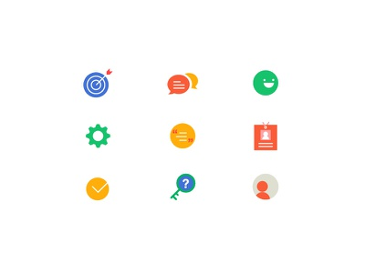 Icon set for finance  icon vector illustration 2d graphic design drawing web web design app branding concept
