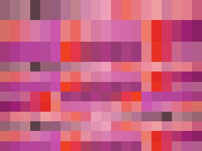 Pixel Play pattern colour tones shades pixel