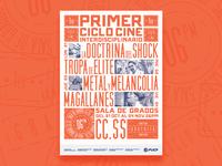 Poster Ciclo de Cine