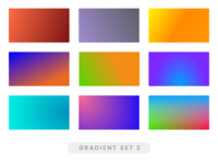 Gradient Set 2 | Figma | For Free Use