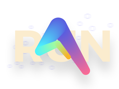 run logo exploration