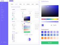 Colorpicker mindee app