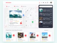 Adrex Home App for desktop