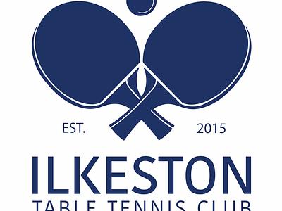 Local table tennis club design design branding icon vector logo illustrations illustrator