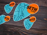""".logo for """"Seth Sound"""""""