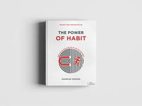 """Charles Duhigg """"The Power of Habit"""" book cover"""