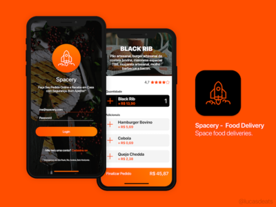 Spacery - Food Delivery spacery youfoodz ifood delivery food