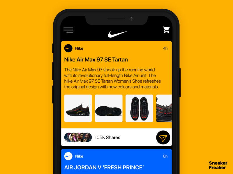 Sneaker - Buy & Sell Authentic colours icon ui design apps adobe xd nike sneaker app app sneakerhead sneakers