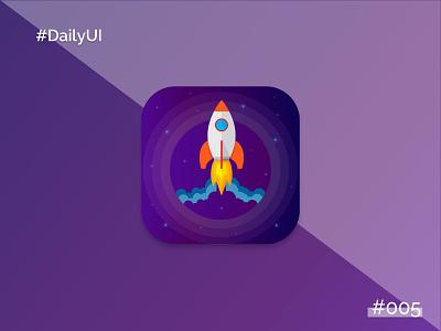 Daily UI #005 ui design app icon icon design icon flat design dailyui