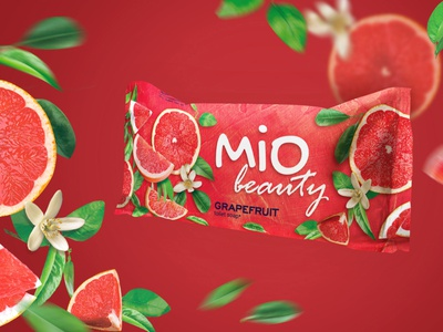 Packaging Design Soap MioBeauty ™ packaging logo illustration icon design