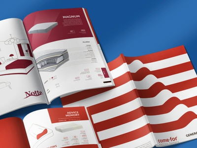 Come-For catalog design catalog typography vector logo icon illustration branding design