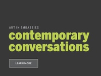 Contemporary Conversations Banner